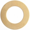 Metal Blank 24ga Brass 9pcs Washer-round 31mm With Hole
